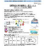 【CHINA 得割】 国際物流+海外縫製の一貫サービス(リニューアル)のご案内
